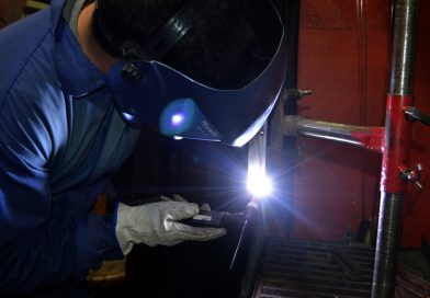 Formación de seguridad laboral en el Sector del Metal